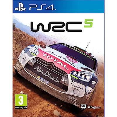世界越野冠軍賽 5 WRC 5- PS4 英文歐版