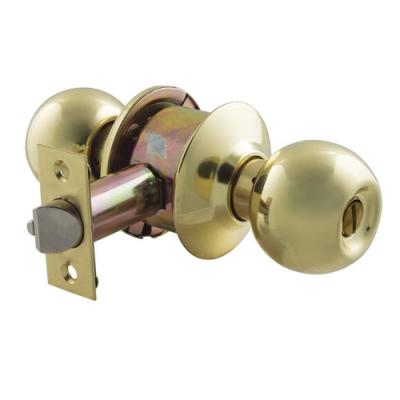 廣安牌 LockWare 9710型  無鎖匙 60mm 喇叭鎖 浴廁鎖 廁所鎖 洗手間用