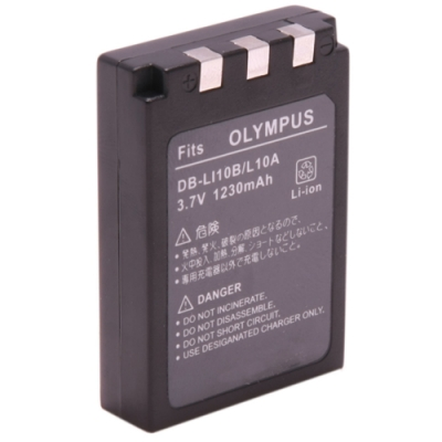 Kamera 鋰電池 for Olympus Li-10B / Li-12B (DB- LI10B)