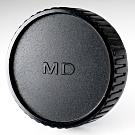 副廠Minolta鏡頭後蓋MD鏡頭後蓋