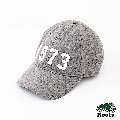 Roots配件- 1973棒球帽-灰