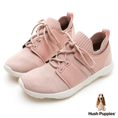 Hush Puppies Bounce Max 高效彈力女休閒鞋-粉紅