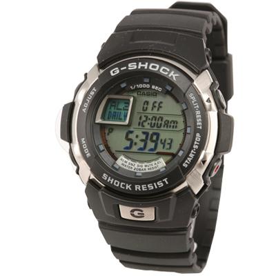 G-SHOCK 特殊摩托車運動腕錶(G-7700-1)-46mm