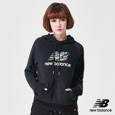 New Balance 長袖上衣_AWT91575BK_女性_黑色