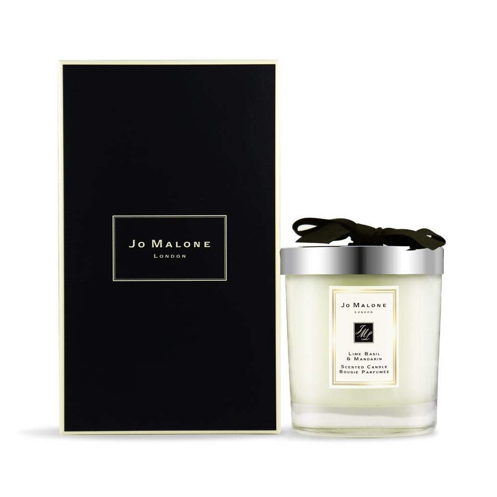 Jo Malone 青檸、羅勒與柑橘香氛工藝蠟燭 200g