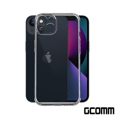 GCOMM iPhone 13 清透圓角防滑邊保護套 Round Edge