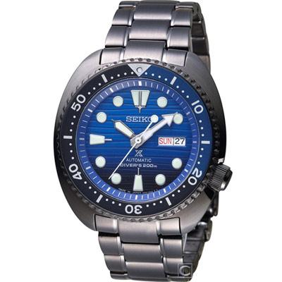SEIKO PROSPEX  SCUBA 200米潛水機械錶(SRPD11J1)45mm