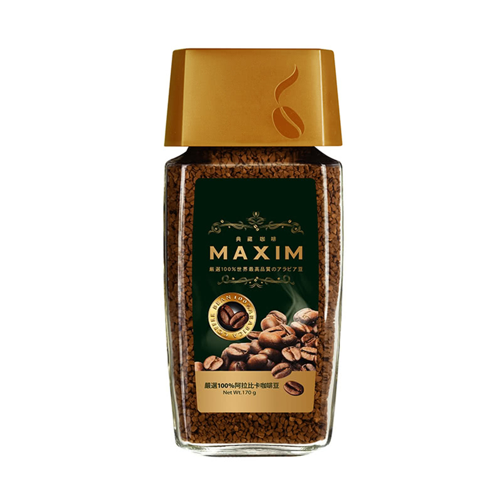 Maxwell麥斯威爾 典藏咖啡(170g/罐)