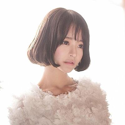 米蘭精品 女假髮整頂短假髮-韓式空氣瀏海時尚女美髮用品68x38