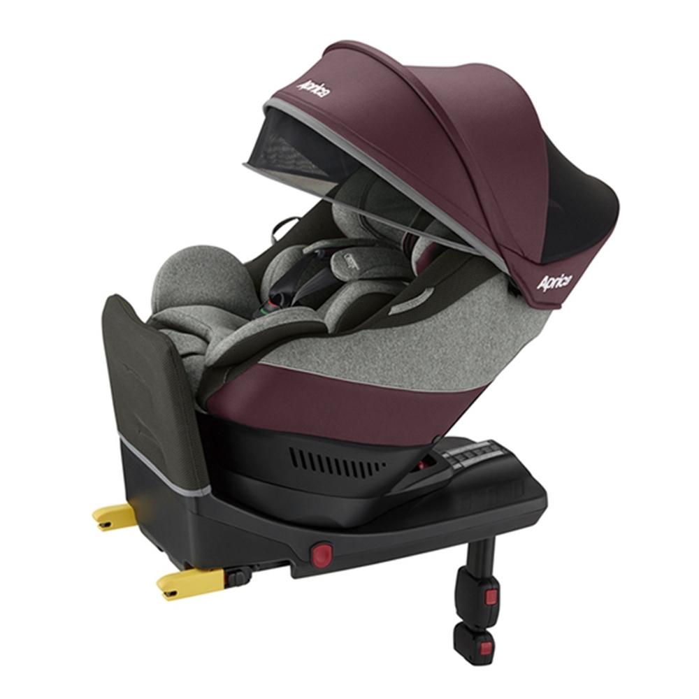 APRICA  Cururila plus 新型態迴轉式安全座椅 (3色可選)