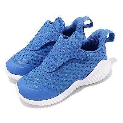 adidas 慢跑鞋 FortaRun 運動 童鞋
