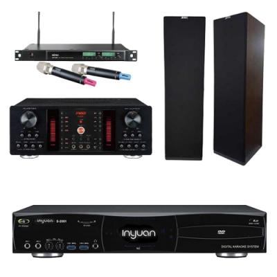 音圓N2+FNSD A-450+SK-900V+ACT-589(伴唱機 4TB+卡拉OK套組)