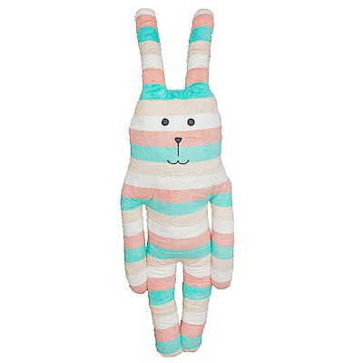 CRAFTHOLIC宇宙人 旅行溜搭兔大抱枕