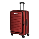 BENTLEY 27吋 PC+ABS 輕旅行前開式輕量行李箱 - 紅