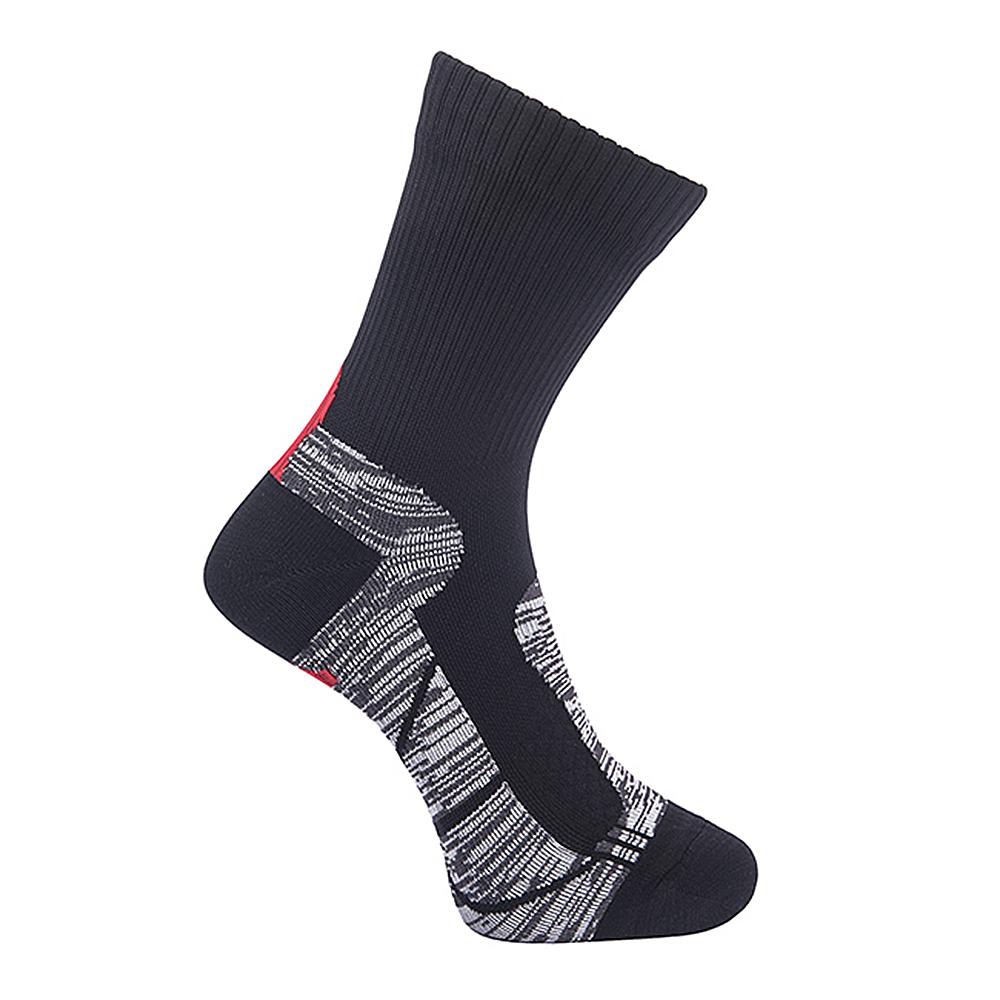 V-TEX 時尚針織防水襪 - 迷彩白