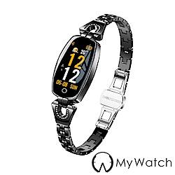 My Watch 彩色運動時尚典雅智慧手環(計時/訊息提醒)  MY19