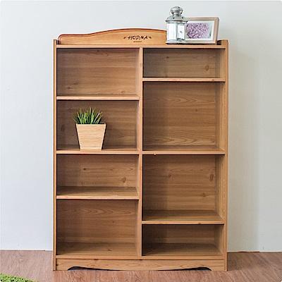 《HOPMA》DIY巧收鄉村八格書櫃