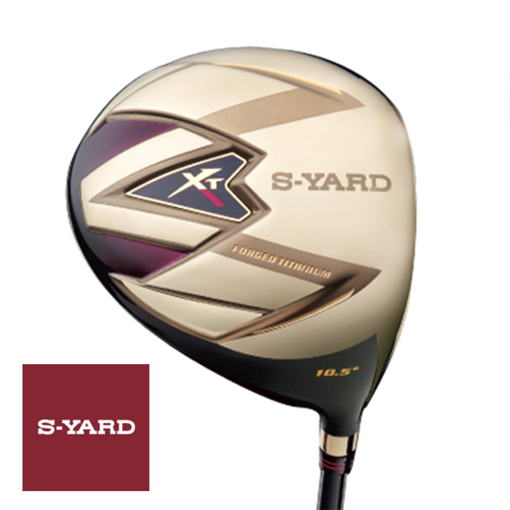 S-YARD XT 1號木杆