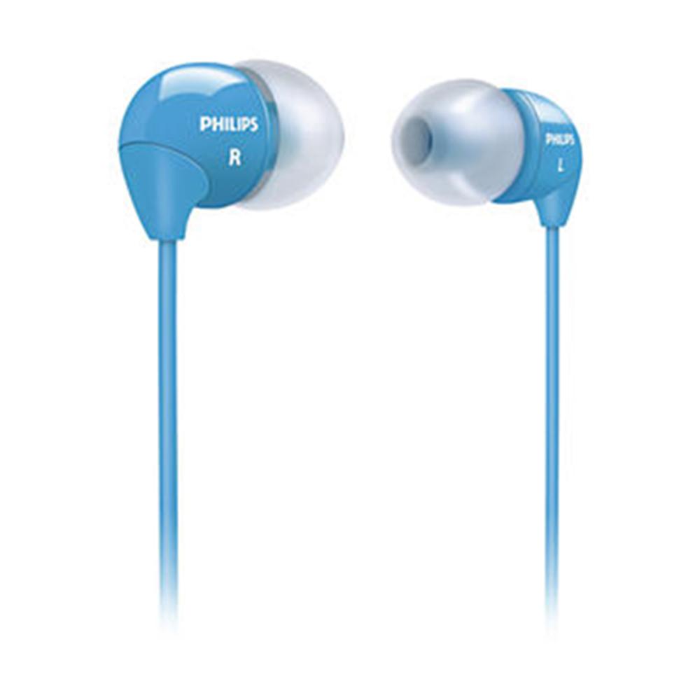 【福利品】PHILIPS入耳式耳機 SHE3590 天空藍