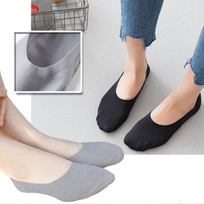 TengYue-新款純棉布貼防滑抗敏隱形襪-10雙組