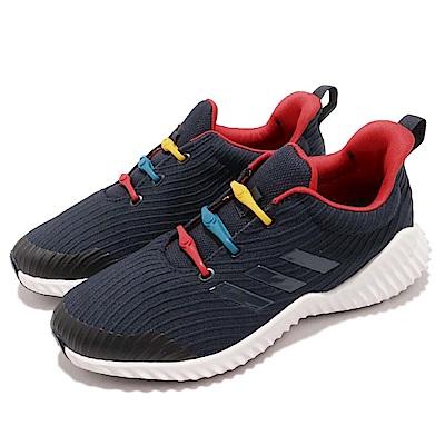 adidas 慢跑鞋 FortaRun K 童鞋