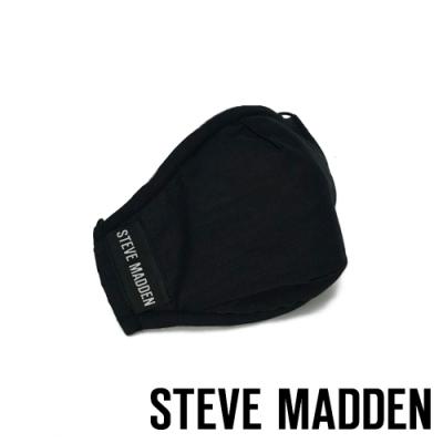 STEVE MADDEN-品牌時尚銀離子口罩-黑色