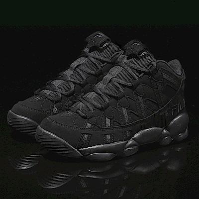 FILA SPAGHETTI95 籃球鞋(女)-黑