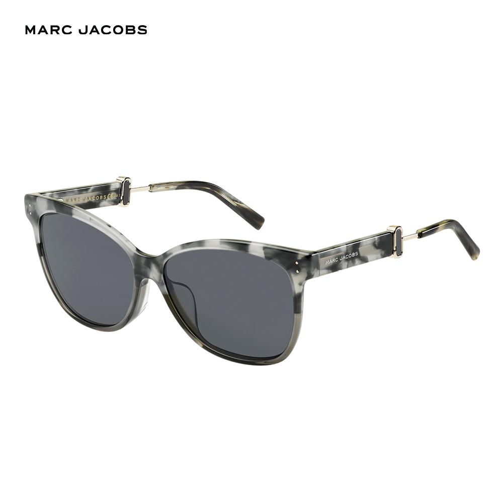 Marc Jacobs- MARC 130/F/S 都會個性款太陽眼鏡 灰色