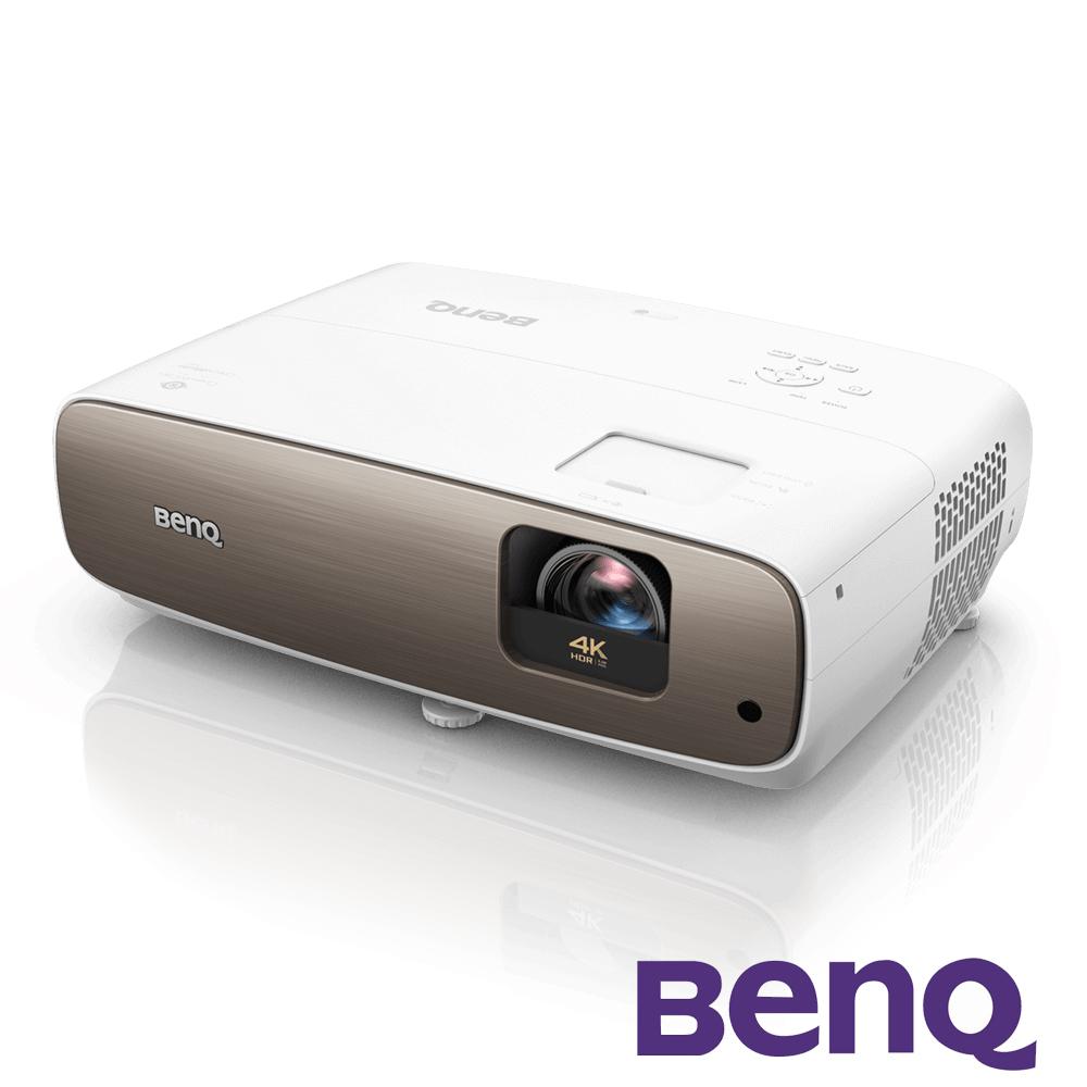 BenQ W2700 4K HDR高亮三坪機(2000流明)