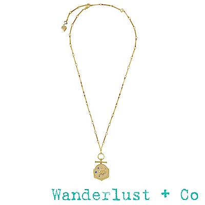 Wanderlust+Co薔薇項鍊