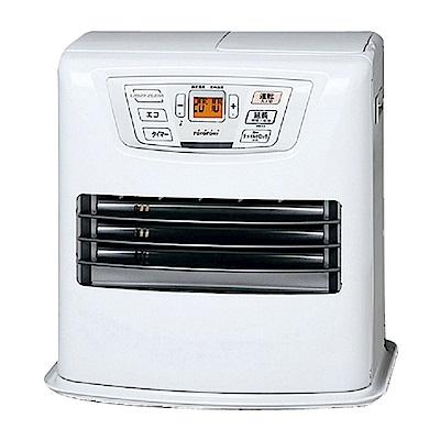 日本TOYOTOMI智能溫控型煤油暖爐(白色) LC-L36-TW