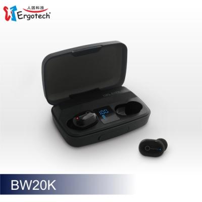 人因BW20 超輕3.8克大電量真無線藍牙耳機