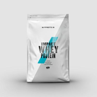 【英國Myprotein】IMPACT 乳清蛋白粉(1kg)-英式奶茶