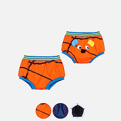 WHY AND 1/2 mini 造型棉質萊卡泡褲 6M~3Y 多色可選