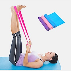 【LOTUS】瑜珈拉力帶 運動阻力帶 長1.5公尺