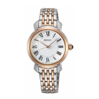 SEIKO 優雅羅馬經典時尚腕錶6N01-00F0KS(SUR628P1)