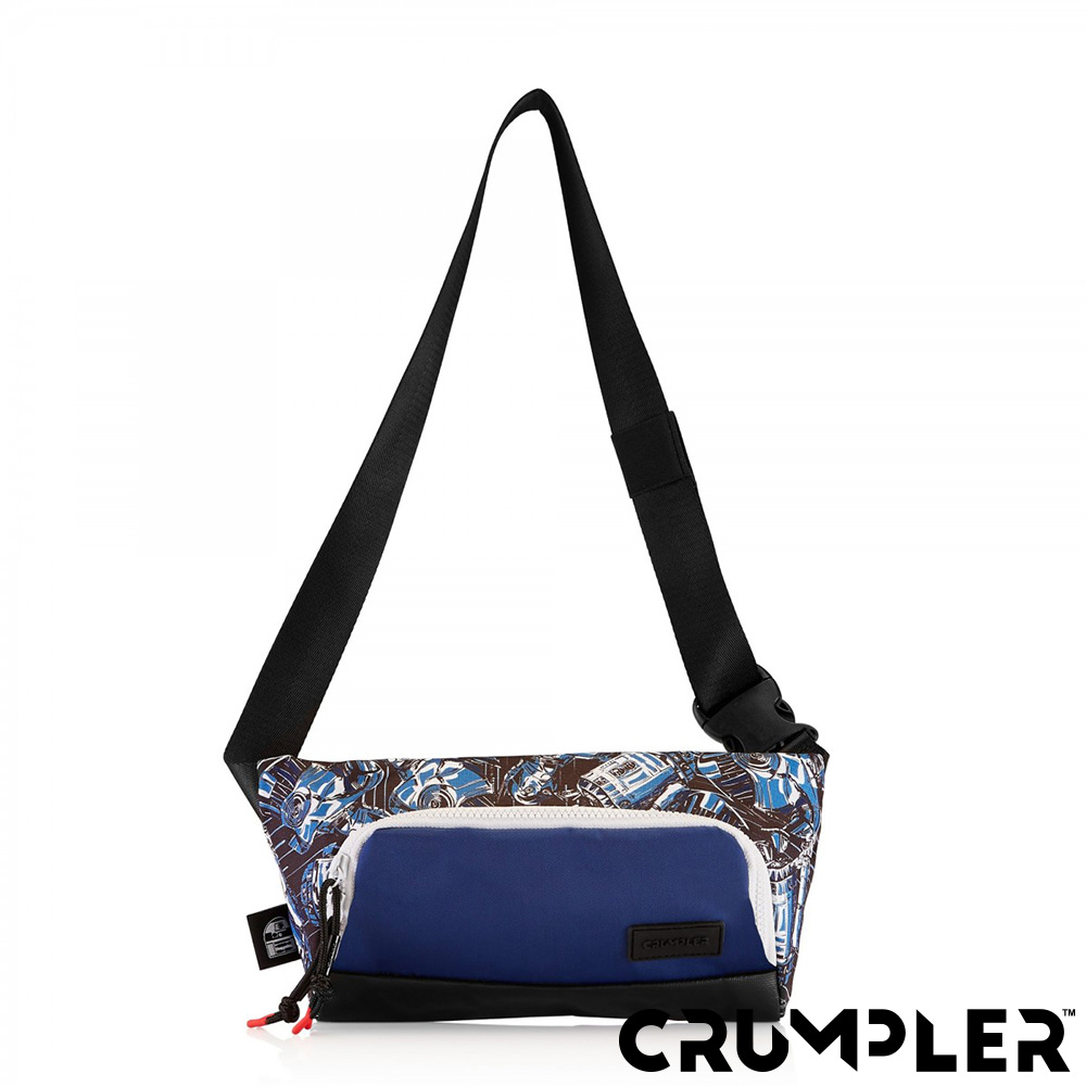Crumpler 小野人 CLAM CHOWDER 克蘭多功能腰包(S) 星際大戰/藍