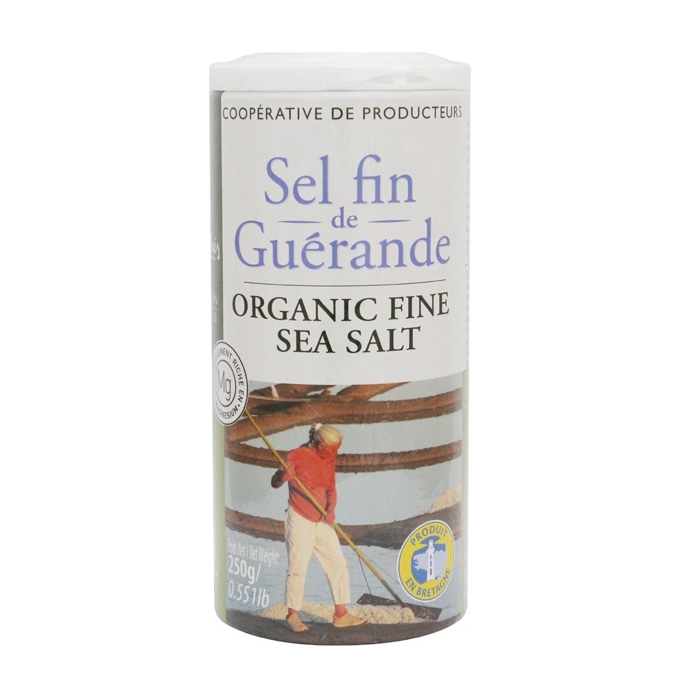 法國Guerande 天然灰鹽