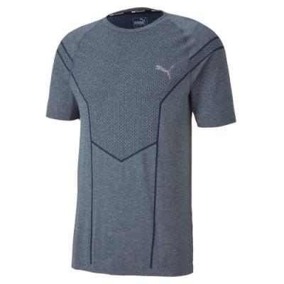 【PUMA官方旗艦】訓練系列Reactive evoKNIT短袖T恤 男性 51898504