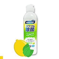 日本 第一石鹼 高效 速淨 去油汙 洗碗精-檸檬薄荷