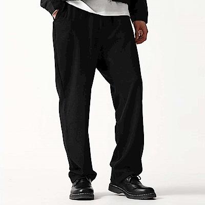 休閒西裝寬版錐形褲(6色) ZIP日本男裝