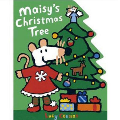 Maisy s Christmas Tree 波波聖誕樹硬頁書