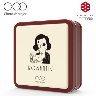 Chord & Major ROMANTIC minor 91'19古典音樂小調性耳機