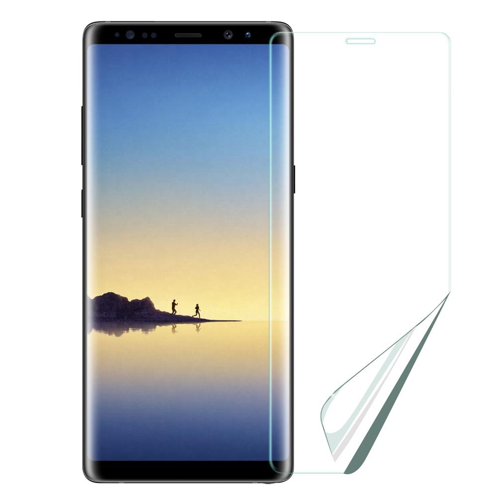 Xmart for 三星 Galaxy A8(2018版) 高透光亮面耐磨保護貼-非滿版