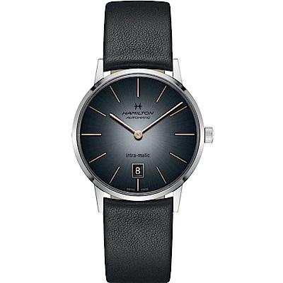 Hamilton漢米爾頓美國經典系列Intra-Matic機械腕錶-H38455781