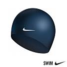 NIKE 競速矽膠泳帽 運動 機能 泳帽 男女 藍 93060-440
