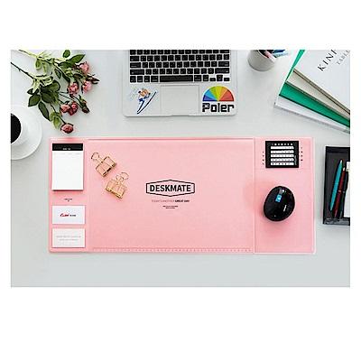 COMET 甜美多功能電腦桌墊-粉(EB-E18P)-快