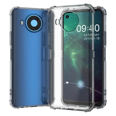 【Ayss】Nokia 8.3 5G/6.81吋/2020手機殼/空壓殼/保護套/軍規級防摔保護/四角空壓吸震/氣囊防摔