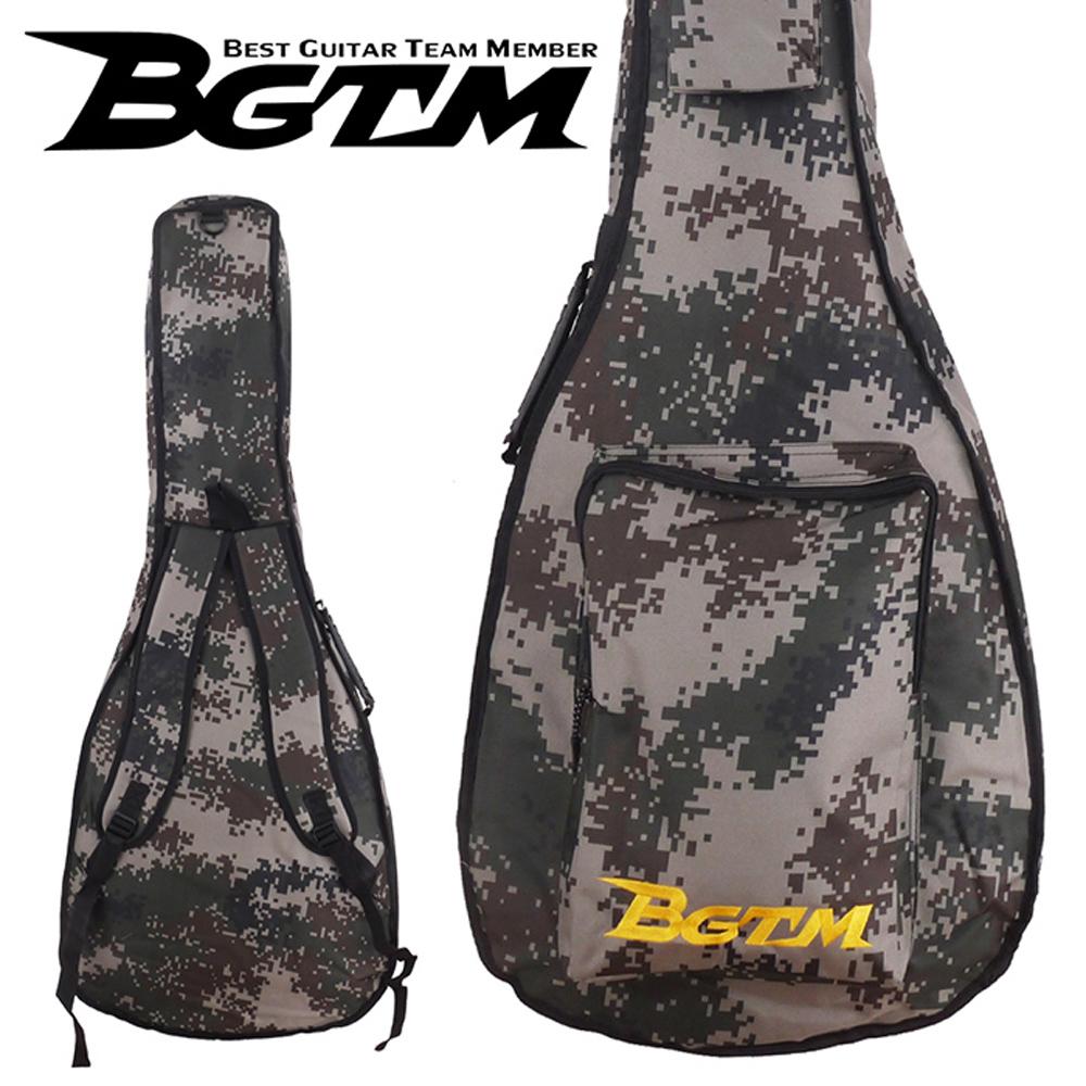 BGTM AG-09原廠木吉他套~野戰迷彩限量版
