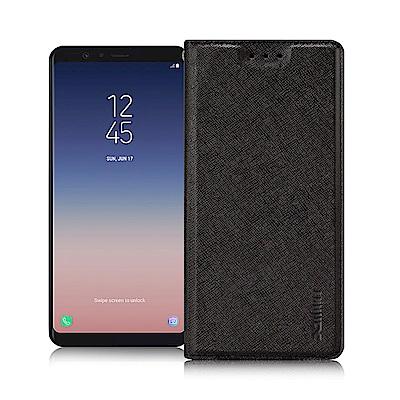 Xmart  Samsung Galaxy A8 Star 鍾愛原味磁吸皮套
